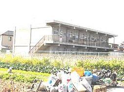 阪南コーポ[1階]の外観