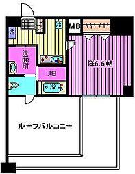 埼玉県さいたま市浦和区東岸町1丁目の賃貸マンションの間取り