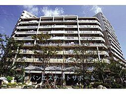 福岡県春日市日の出町3丁目の賃貸マンションの外観