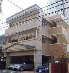 福岡県福岡市中央区白金2丁目の賃貸マンションの外観