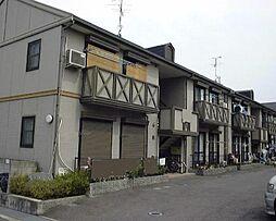 リッチネス阪南D[2階]の外観