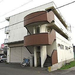 北海道登別市鷲別町5丁目の賃貸マンションの外観