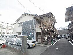 京都府京都市伏見区横大路下三栖南郷の賃貸アパートの外観
