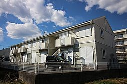 ルミエール・オオキI[2階]の外観