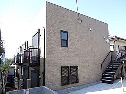 千葉県千葉市稲毛区天台6丁目の賃貸アパートの外観