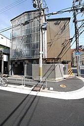 フラッツ江戸堀[2階]の外観