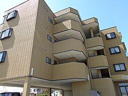 三重県津市一志町片野の賃貸マンションの外観