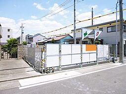 愛知県名古屋市南区道徳新町1丁目の賃貸アパートの外観