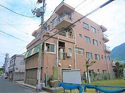 広島県呉市広中町の賃貸マンションの外観