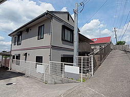 兵庫県神戸市北区鈴蘭台東町3丁目の賃貸アパートの外観