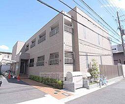 京都府京都市伏見区深草西浦町4丁目の賃貸アパートの外観