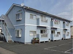コーポ松岡 E[2階]の外観