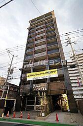 ヴィラージュ県庁前参番館[2階]の外観