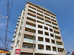 福岡県北九州市小倉南区葛原東3丁目の賃貸マンションの外観