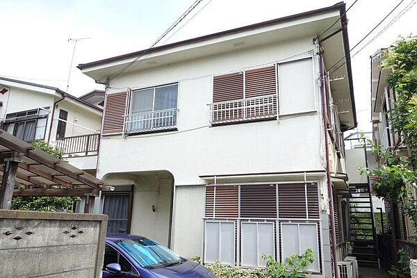 サイトハウス 2階の賃貸【東京都 / 小金井市】