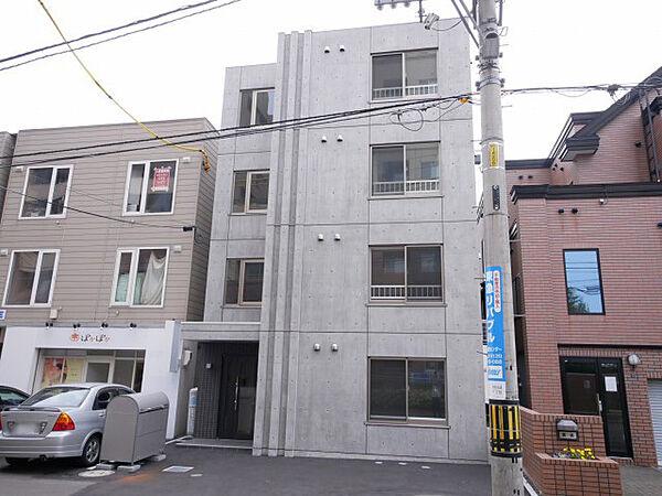 S&A II 3階の賃貸【北海道 / 札幌市豊平区】