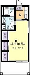 生田ビヤンコ[0103号室]の間取り