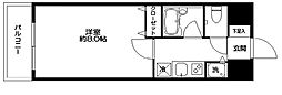 CITY SPIRE東大井(旧KWレジデンス東大井)[0403号室]の間取り