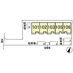 [テラスハウス] 埼玉県さいたま市北区東大成町 の賃貸【/】の外観