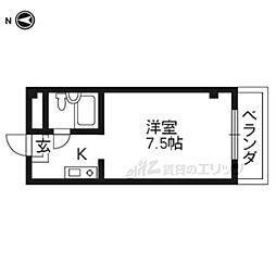 丹波口駅 4.1万円