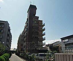 京都府京都市右京区太秦森ヶ西町の賃貸マンションの外観