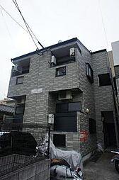 福岡県福岡市南区玉川町の賃貸アパートの外観
