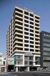 Ten Good 渡辺通(テングッド渡辺通)[806号室]の外観