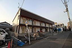 緑町新築アパート[101号室]の外観