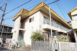 兵庫県宝塚市高司1丁目の賃貸アパートの外観