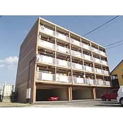 福島県郡山市新屋敷1丁目の賃貸マンションの外観