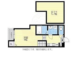 福大前駅 4.3万円