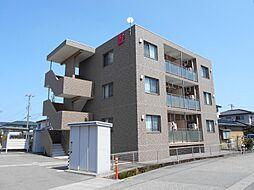富山県富山市新庄町の賃貸マンションの外観