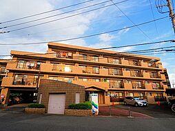 埼玉県入間市東藤沢6丁目の賃貸マンションの外観