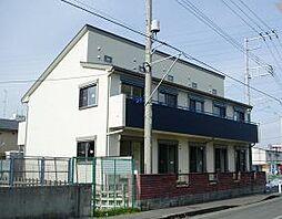 ハイツサザン[105号室]の外観
