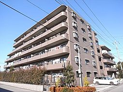 千葉県八千代市ゆりのき台2丁目の賃貸マンションの外観