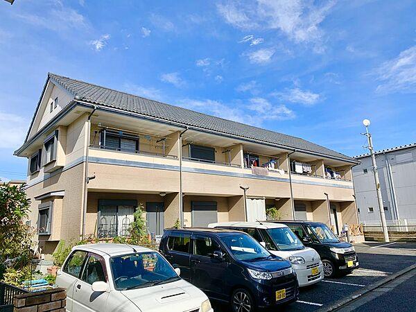 [テラスハウス] 神奈川県厚木市戸田 の賃貸【神奈川県 / 厚木市】の外観