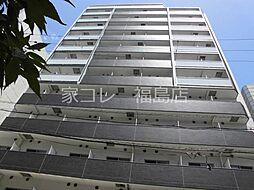 JR東西線 北新地駅 徒歩3分の賃貸マンション