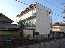 エクセルハイツ[2階]の外観
