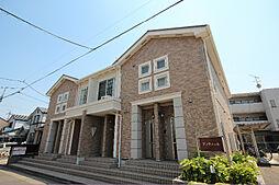 愛知県名古屋市中川区東中島町6丁目の賃貸アパートの外観