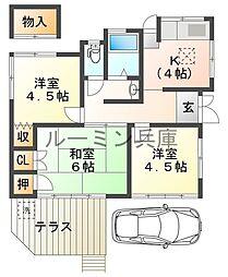 舞子駅 8.0万円