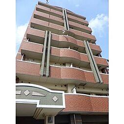 福岡県北九州市戸畑区小芝3丁目の賃貸マンションの外観