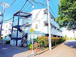 東京都小平市花小金井南町1の賃貸マンションの外観