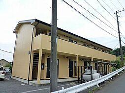 アムールYUGI[2階]の外観