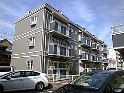 東京都世田谷区北烏山3の賃貸マンションの外観