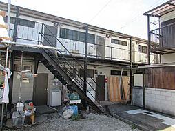 杭の瀬アパート[6号室]の外観