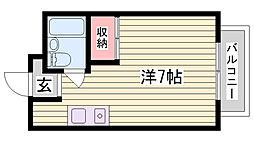 西舞子駅 2.0万円