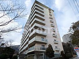 フレール六甲桜ヶ丘[605号室]の外観