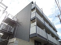大阪府大阪市生野区田島4丁目の賃貸マンションの外観