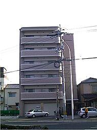 メゾンソレイユ[402号室]の外観