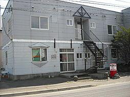 北海道釧路市星ヶ浦北カイタクハウス[2F左号室]の外観
